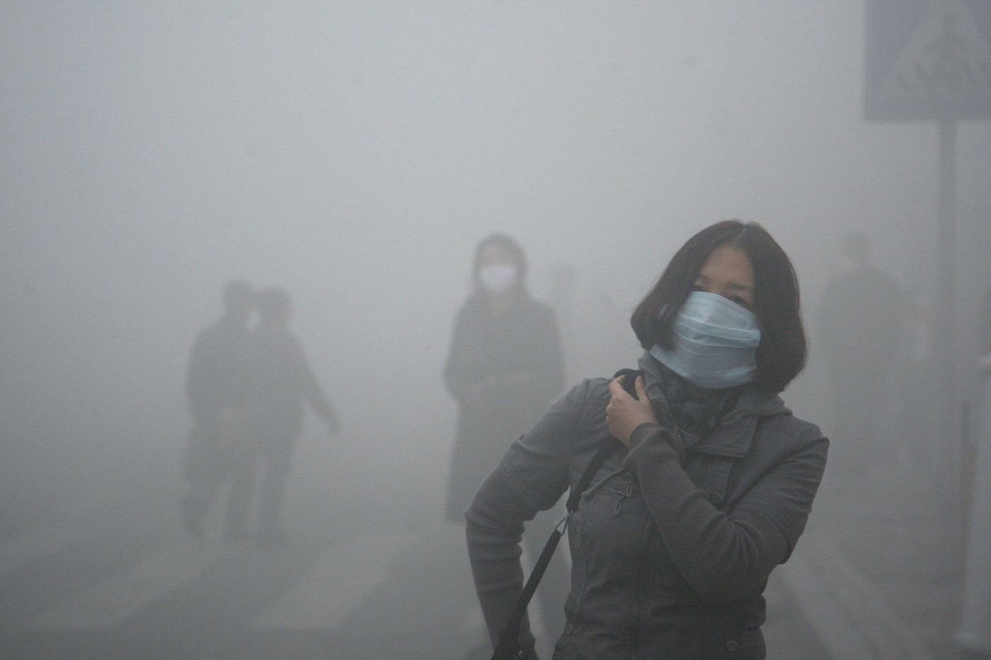 Be Aware of the Air You Breathe: Our Air Pollution Crisis