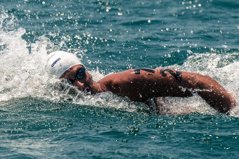 USA Open Swim Team Member Explains the Benefits of Oxygen