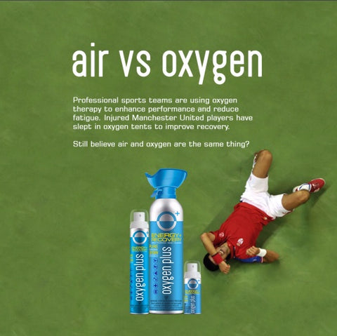 Recreational Oxygen Canisters: The Next Bottled Water?