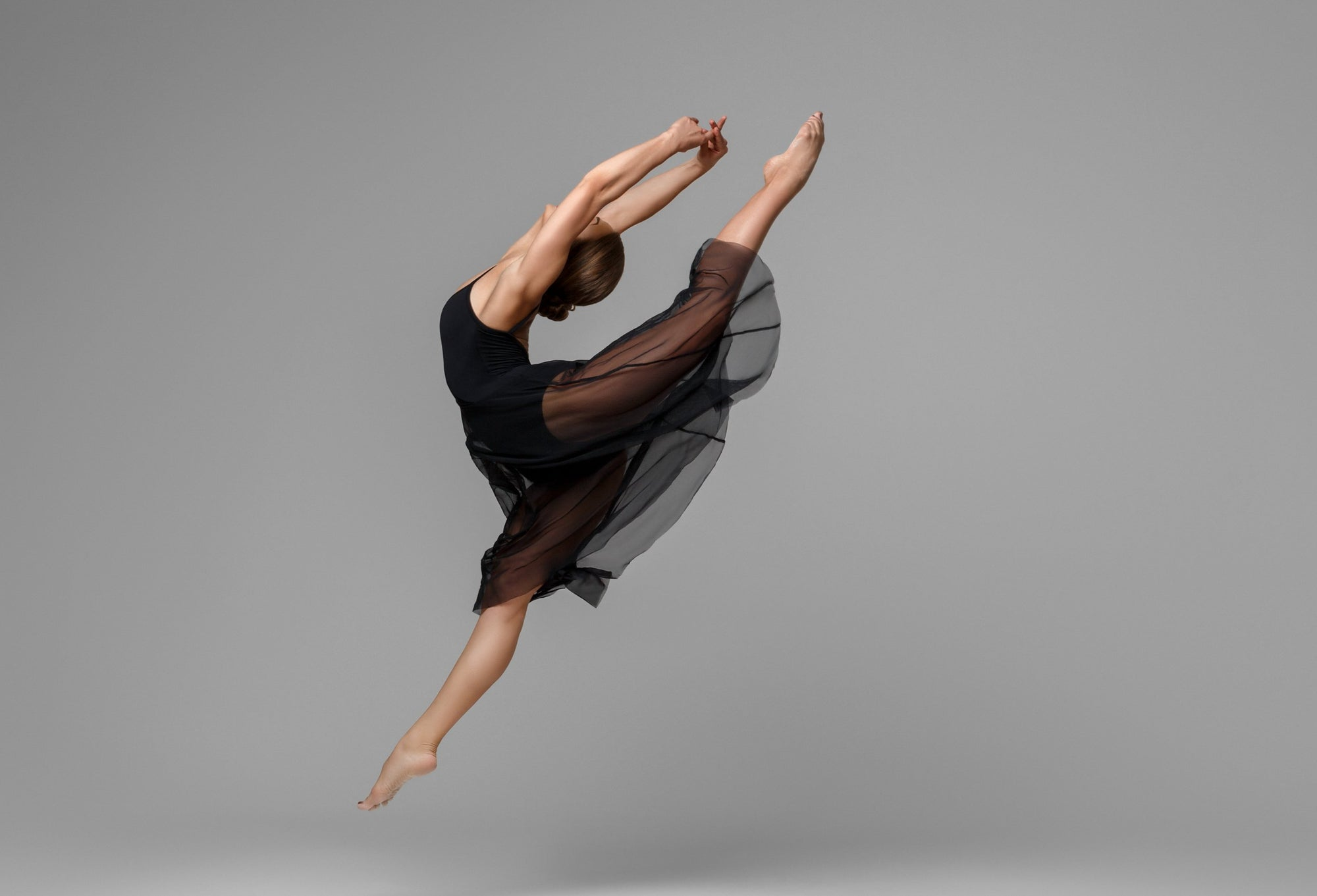 Elevating Ballet and Modern Dance with Oxygen Plus