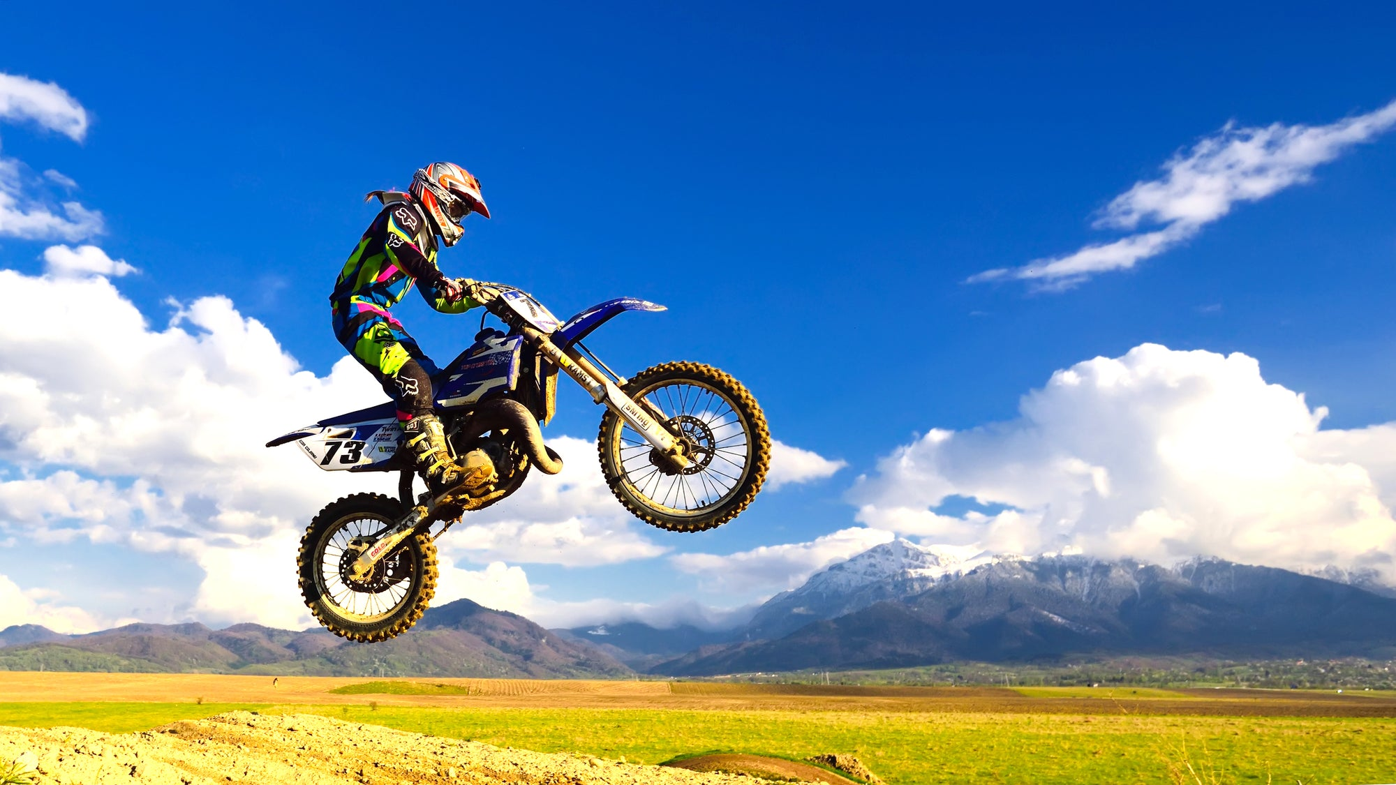 Oxygen: The New Power Fueling Motocross