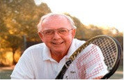 Tennis Legend Vic Braden Elevates the Game as Oxygen Plus Ambassador