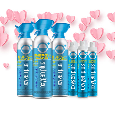O+ Lovers Pack - 6-pack Bundle - Oxygen Plus