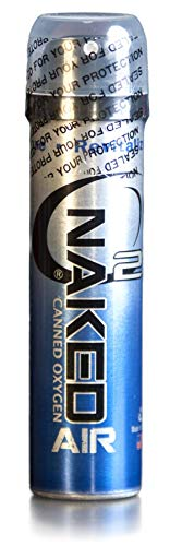 O2 Naked Air - 6-pack - Oxygen Plus