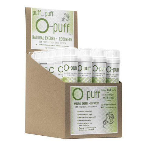 O-puff - Natural without cannabis leaf