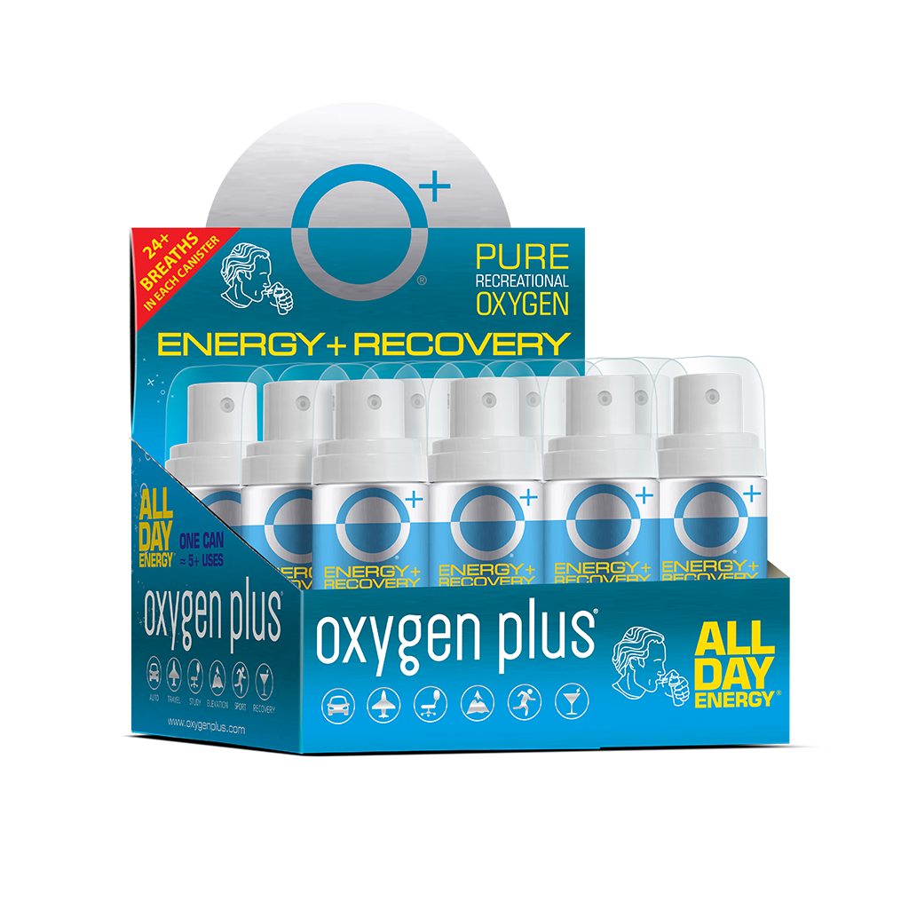 O+ Mini - 12-pack - Oxygen Plus