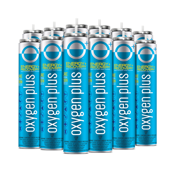 O+ Refill Canisters Product Shot - 12 Pack