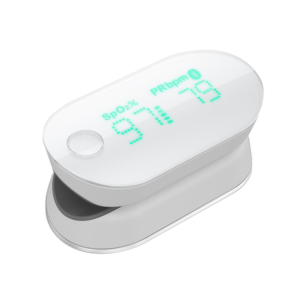iHealth Wireless Pulse Oximeter Product View