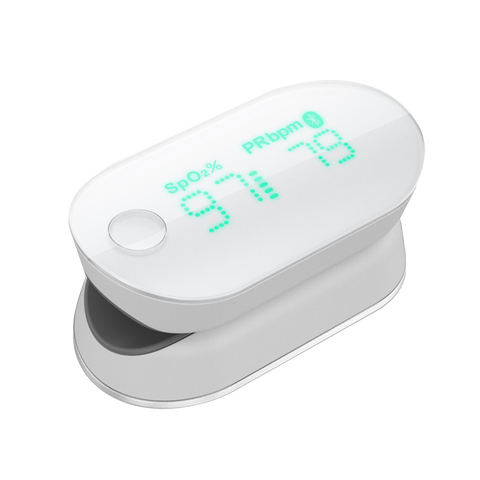 iHealth Wireless Pulse Oximeter - Oxygen Plus