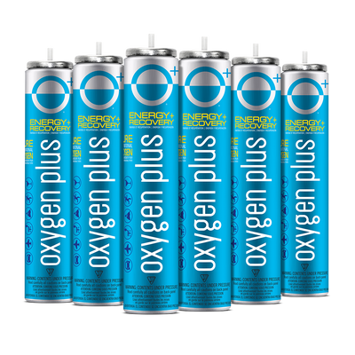 O+ Refill Canisters Product Shot - 54 Pack