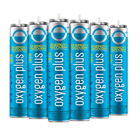 O+ Refills - 54-pack - Oxygen Plus
