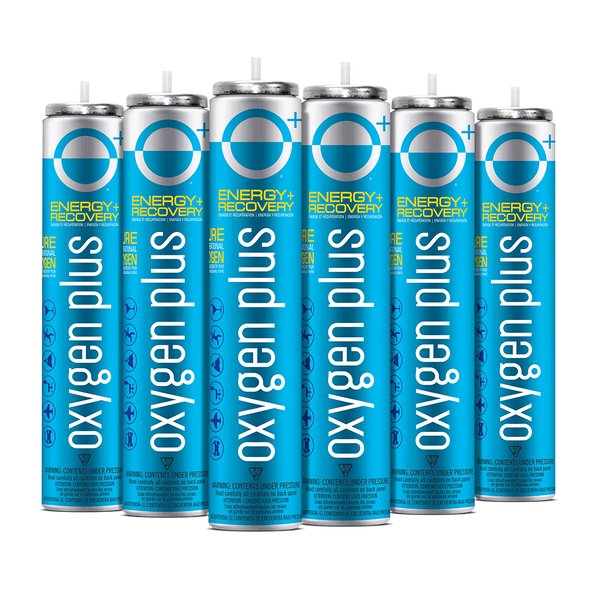 O+ Refill Canisters Product Shot - 6 Pack