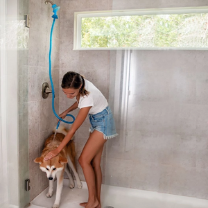 PawBarkSit™ Slip-On Shower Hose