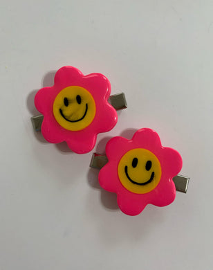 Meltdown Daisy 2-Pack Barrette