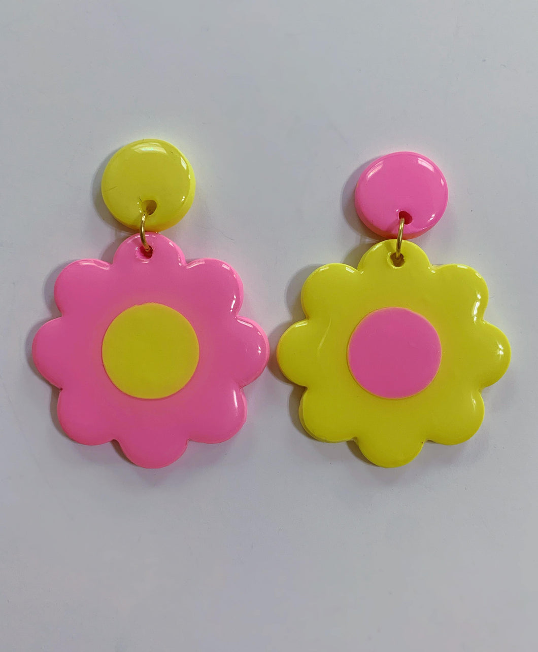 Strawberry Lemonade Mix & Match Daisies (Pastel)