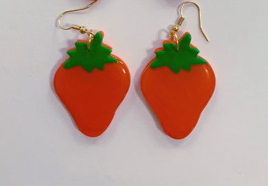 *SALE* Strawberry Dangles
