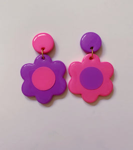 *SALE* Pink and Purple Mix & Match Daisies