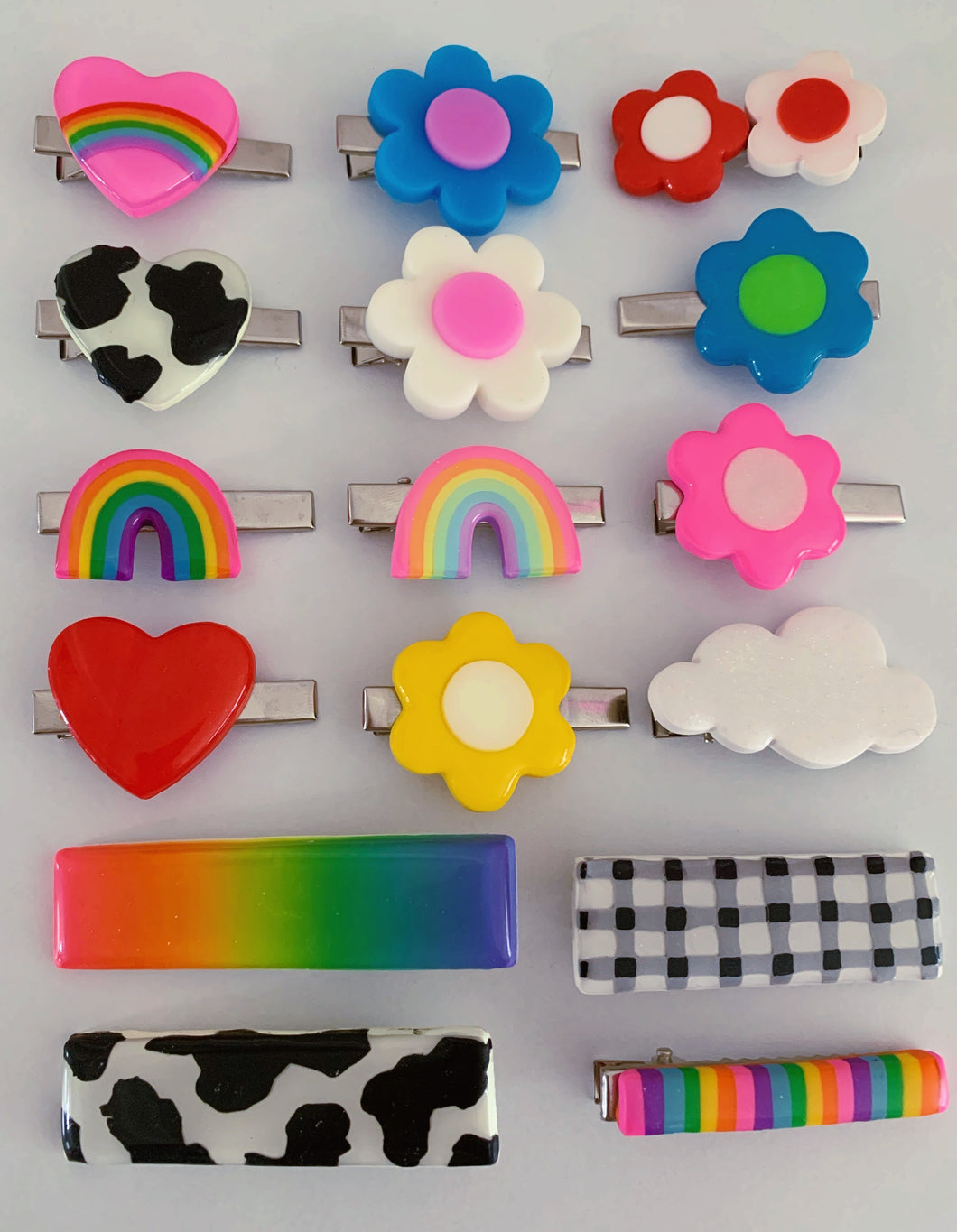 Mystery Barrette 3-Pack