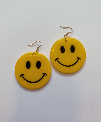 Big Smiley Dangles
