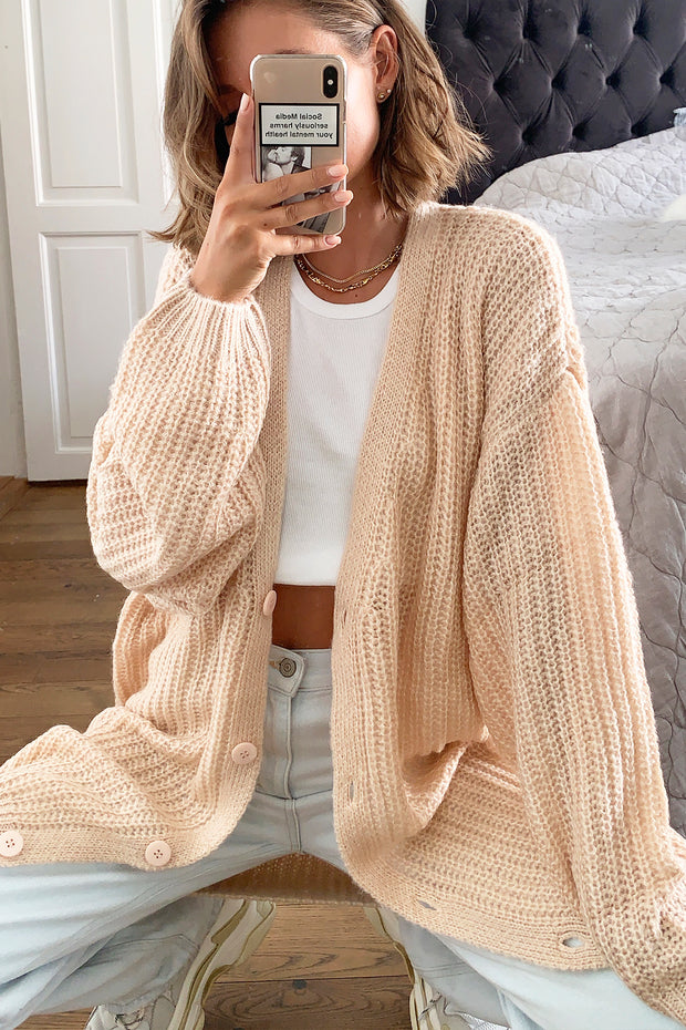 VERONA KNITTED CARDIGAN