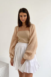 MADISON KNITTED TOP