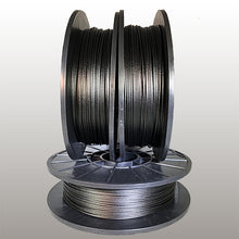 Load image into Gallery viewer, Carbon Fiber 3D printer filament