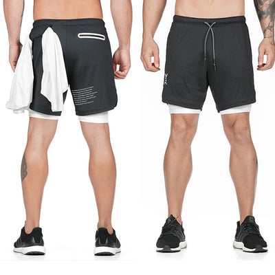 Men's Double Deck Shorts