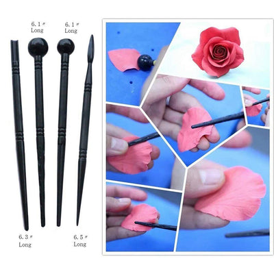 Modeling Clay Sculpting Tools 24 PCS Kit