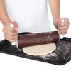 Rolling Pin with Foldable Handles