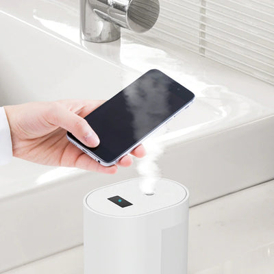 Touch-less Automatic Spray Sanitizer