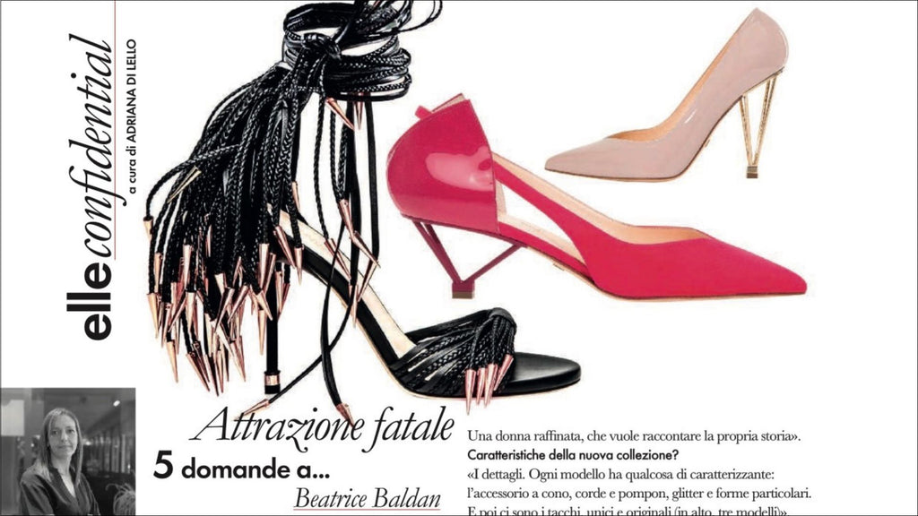 Revolver Requeen Venexia on Elle Italy