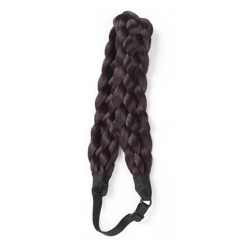 BW Braided Hairband