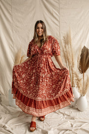 Terra Meadow Gown