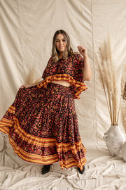 Dawn Marrakesh Maxi Skirt