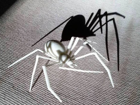 Creepy Halloween Spiders