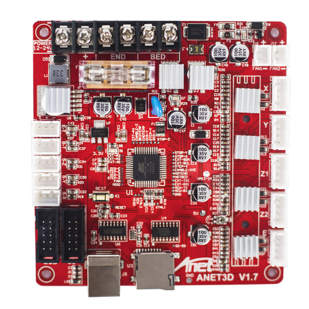 Anet 3d printer accessory control board for Anet A8 A6 3D Printer main board