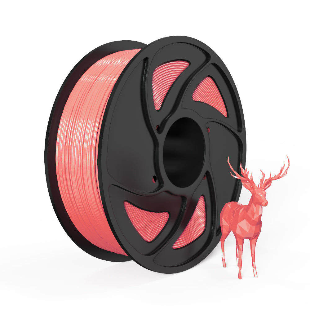 Pink PLA 1kg 1.75mm Spool 3D Printing Filament - Anet 3D Printer