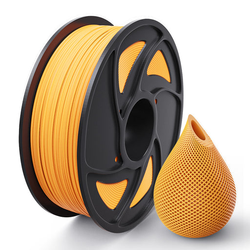 Orange PLA 1kg 1.75mm Spool 3D Printing Filament - Anet 3D Printer