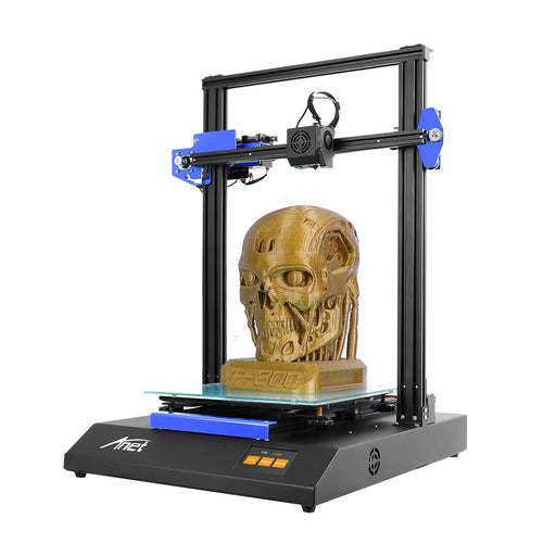 Anet ET5X DIY 3D Printer Metal Frame Desktop Big Printer Size 300*300*400mm with 1KG PLA Filament - Anet 3D Printer
