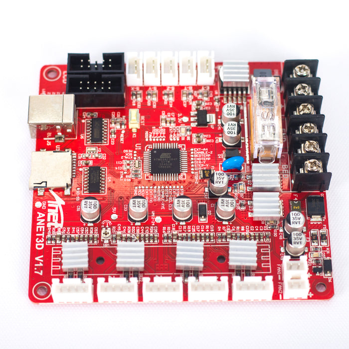 Control Board / Mainboard for Anet A8 / A6 / A8 Plus / E16 / E12 / E10 / ET4 / A3 / A4 3D Printers - Anet 3D Printer