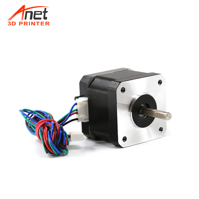 42 Stepper Motor 3D Printing Parts Accessories for 3D Printer X / Y / Z axis - Anet 3D Printer