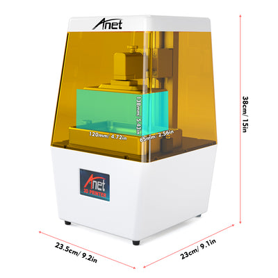 Anet N4 DLP Resin 3D Printer