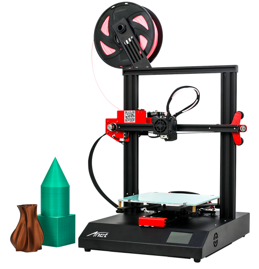 ET4 All-Metal 3D Printer With Industrial Grade Chipset
