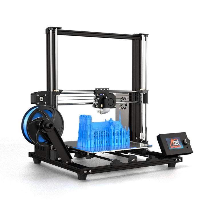 A8 Plus DIY 3D Printer with 300*300*350mm Size - Anet 3D Printer