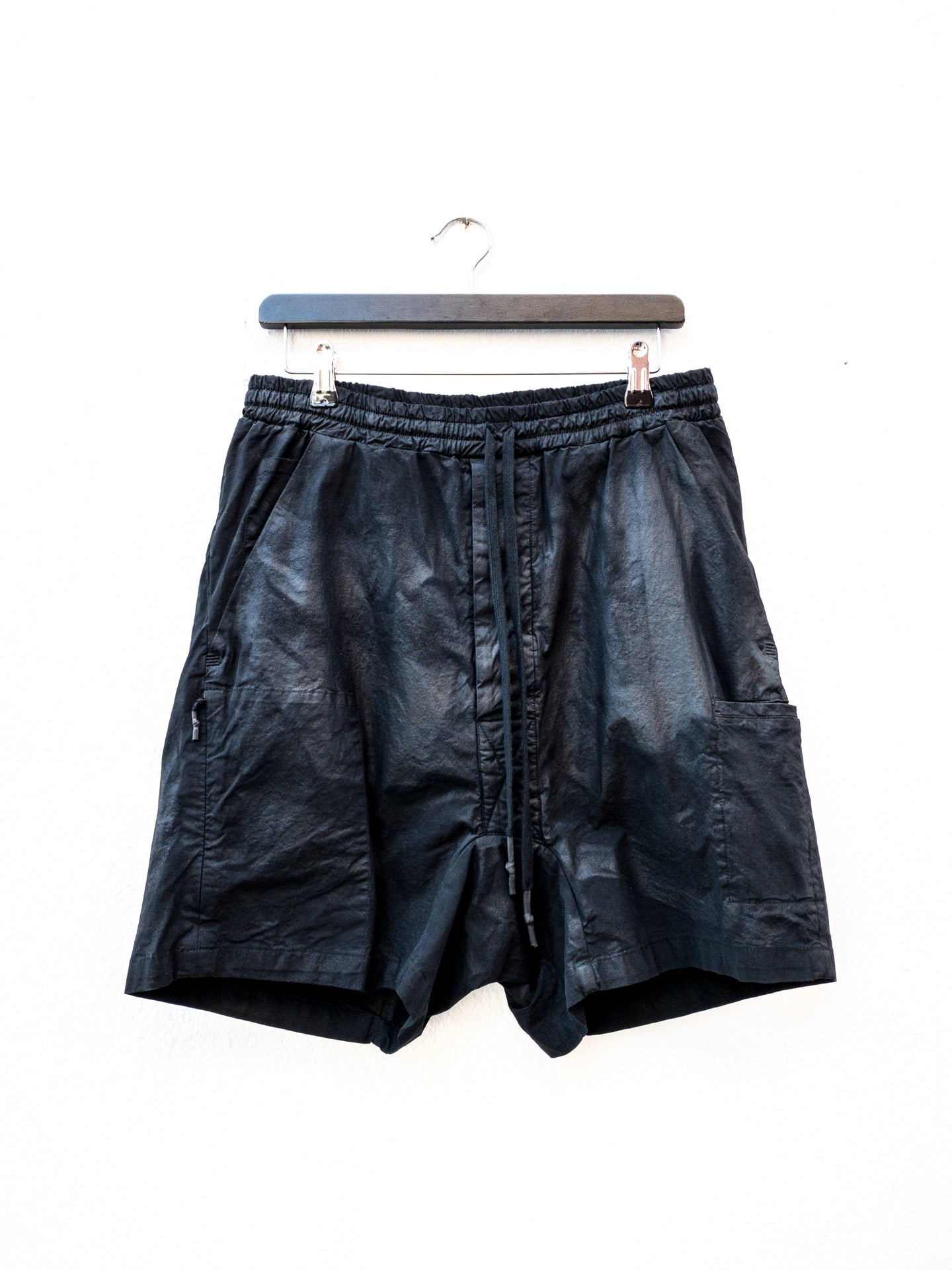 Boris Bidjan Saberi 11 P25 Drop Shorts