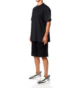 Y-3 CL LOGO TEE BLACK