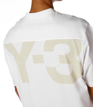 Load image into Gallery viewer, Y-3 CL LOGO TEE WHITE