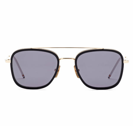 TB-800A BLACK 18K GOLD SUNGLASSES