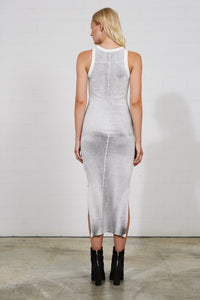 Thom Krom WTD95 Split Dress White