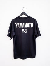 Load image into Gallery viewer, Y-3 CH2 GFX SS TEE BLACK